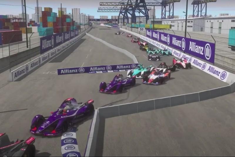 Sam Bird: Virgin nimmt virtuelle Formel-E-Rennen so ernst wie echte