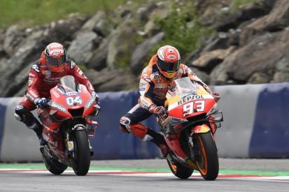 """Anfrage von Ducati: Marc Marquez """"hat mit dem Herz"""" für Honda entschieden"""