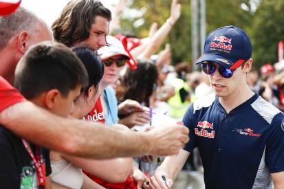 Daniil Kwjat verrät: Erleichterung nach Rauswurf bei Toro Rosso Ende 2017