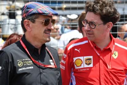 """Haas kein Ferrari-""""Sklave"""": """"Müssen auf uns selbst schauen"""""""