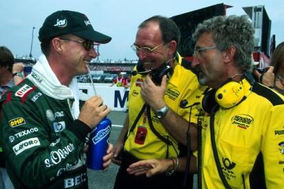 Eddie Jordan: Fauler Eddie Irvine hätte locker Weltmeister werden können