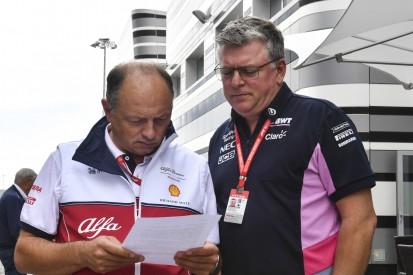 Szafnauer fürchtet: F1 bei Herstellern wegen Corona keine Priorität mehr
