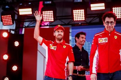 Abschied steht fest: Sebastian Vettel verlässt Ferrari Ende 2020!