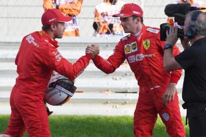 Vettel-Aus bei Ferrari: So reagiert Teamkollege Charles Leclerc