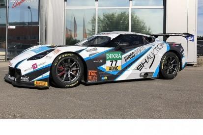 Callaway zeigt neues Design der Corvette C7 GT3-R