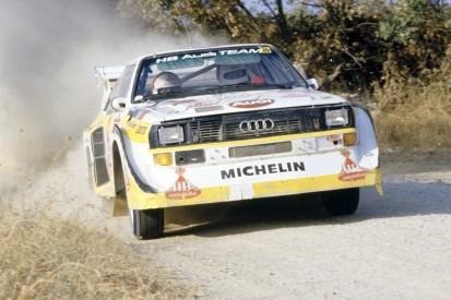 Sebastien Ogier träumt von Test eines Audi quattro aus der Gruppe-B-Ära