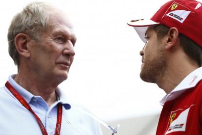 """Exklusiv: Thema Sebastian Vettel für Red Bull """"überhaupt nicht aktuell"""""""