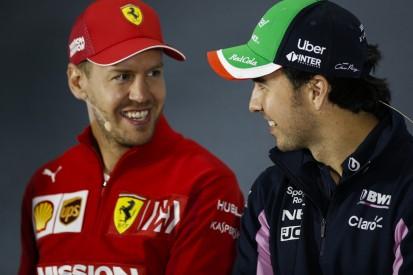 Perez im Exklusivinterview über Vettel: Eher Rücktritt als Teamwechsel