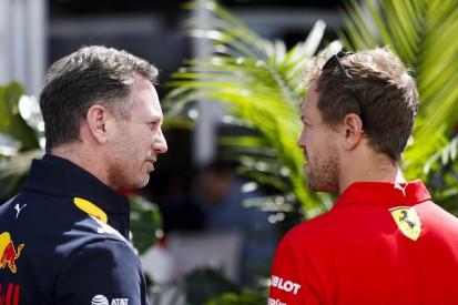Christian Horner: Bin mir sicher, dass Vettel Möglichkeiten hat