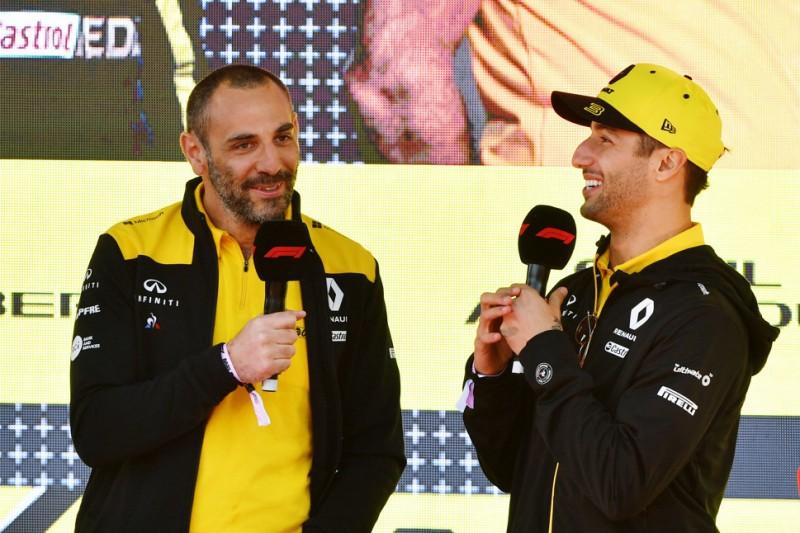 Renault: Können nicht ganze Zukunft von Ricciardo abhängig machen