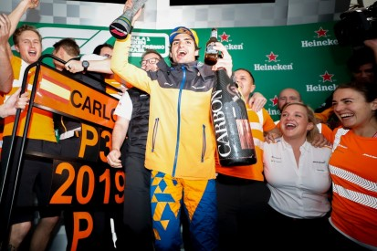 Danke, McLaren: Carlos Sainz postet emotionales Abschiedsvideo