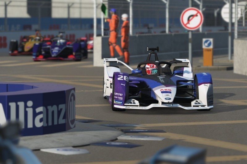 """Formel E """"Race at Home Challenge"""": Zweiter Auftritt in Hongkong"""