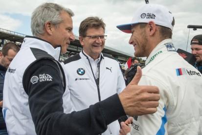 """Wittmann glaubt an Zukunft: """"BMW steht voll hinter DTM"""""""