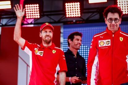 """""""Nicht die gleichen Ziele"""": Binotto erklärt Gründe für Vettel-Trennung"""