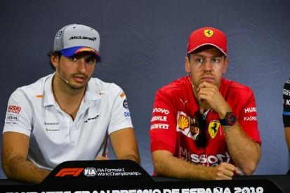 Zak Brown stellt klar: Vettel stand bei McLaren für 2021 nie zur Debatte