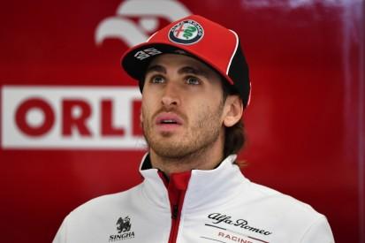 Binotto: Ferrari-Beförderung käme für Giovinazzi zu früh