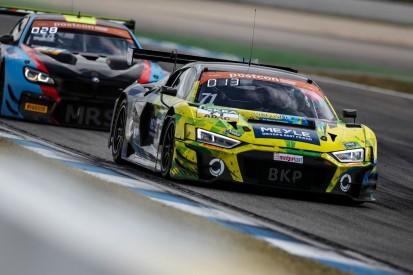 Räder im GT-Masters drehen sich wieder: Testfahrten auf Lausitzring
