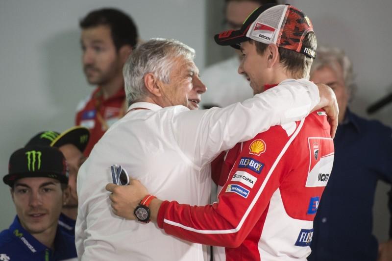 Medialer Schlagabtausch zwischen Giacomo Agostini und Jorge Lorenzo