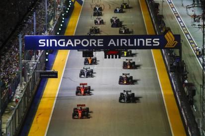 """Neuer Termin oder Absage? Singapur in """"offenem Dialog"""" mit der Formel 1"""