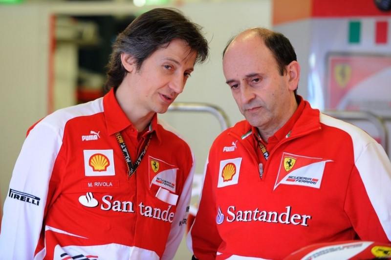 Aprilia verstärkt sich mit Ex-Ferrari-Motorenchef Luca Marmorini
