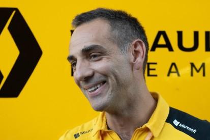 Cyril Abiteboul: Renault-Vorstand steht hinter dem Formel-1-Programm