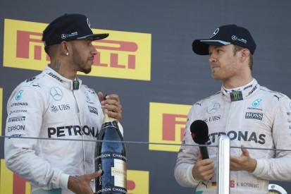 Rosberg über Hamilton-Duelle: Gibt viele Dinge, die ihr noch gar nicht wisst ...