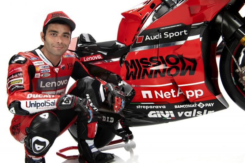 """Danilo Petrucci in die Superbike-WM? """"Habe kein Angebot von Ducati"""""""