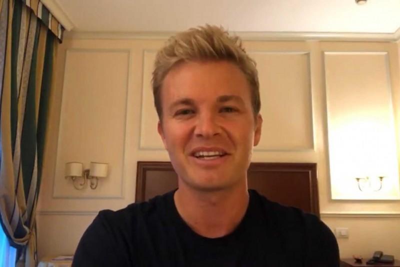 """F1 virtuell: Nico Rosberg gewinnt kuriosen """"Legenden""""-Wettbewerb"""