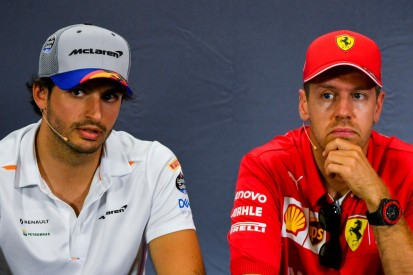 Martin Brundle: Ferrari kann Sainz besser kontrollieren als Vettel