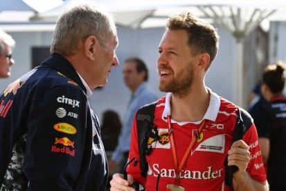 Helmut Marko prognostiziert: Sebastian Vettel tut sich das nicht mehr an