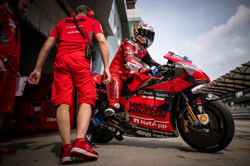 """Manager von Andrea Dovizioso: """"Derzeit haben wir keinen Vorschlag von Ducati"""""""