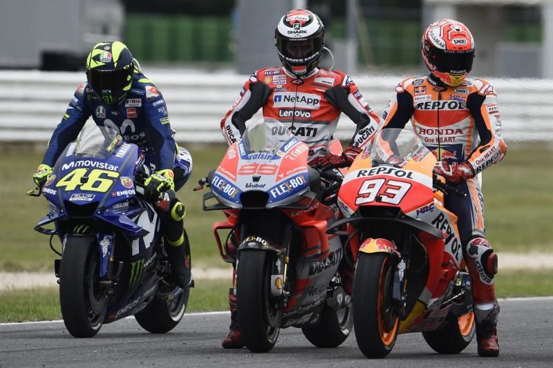 """Lorenzo: Für die Yamaha M1 benötigt man """"keinen athletischen Körper"""""""