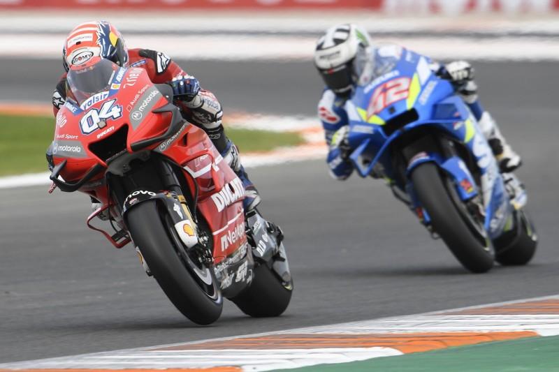 Davide Brivio: Zwei Rennen auf einer Strecke ein Vor- oder Nachteil?