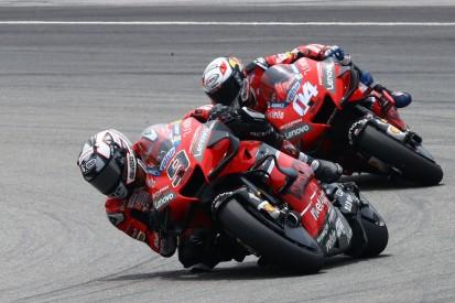 """Petrucci lobt Innovationsgeist von Ducati: """"Man braucht jede Kleinigkeit"""""""