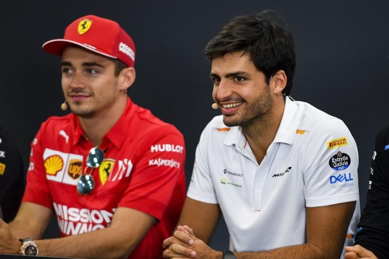Ex-Teamchef Trevor Carlin: Carlos Sainz keine Nummer 2 bei Ferrari