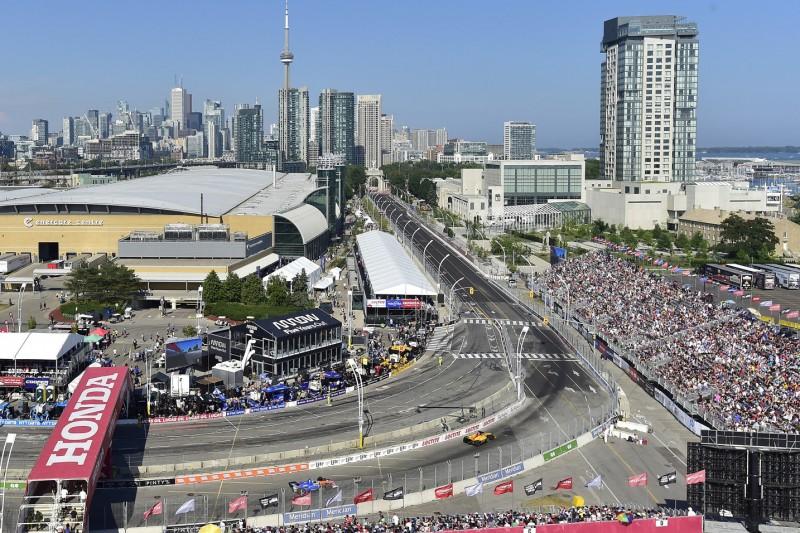 Die IndyCar-Woche: Toronto-Rennen verschoben - Sorgen vor Saisonauftakt