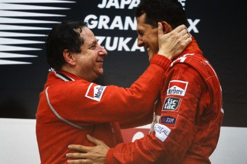 Jean Todt: Ferrari-Zusammenhalt zu Schumi-Zeiten besser als bei Vettel