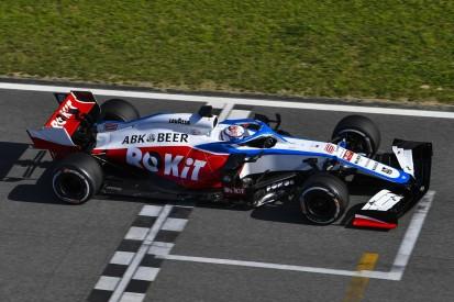 """Nicholas Latifi fordert """"mindestens zwei Punkte für die Pole-Position"""""""