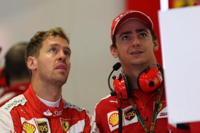 """Ex-Ferrari-Testfahrer: """"Vettel war offen und ehrlich gegenüber dem Team"""""""