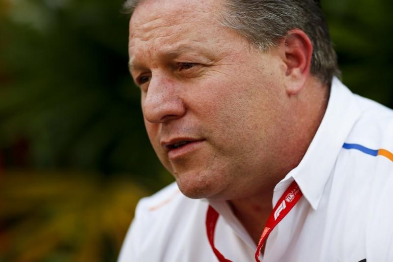 Zak Brown: Britische Regierung kann Formel-1-Saison 2020 nicht aufhalten