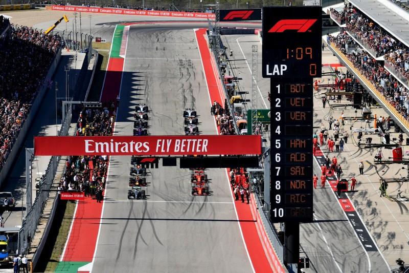 Keine Großveranstaltungen bis 2021? Große Zweifel an US-Grand-Prix in Austin
