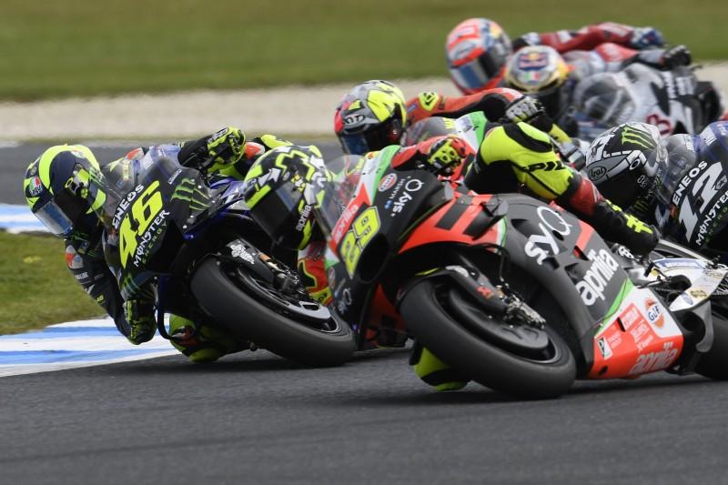 """Valentino Rossi betont in Corona-Krise: """"Es geht um die Zukunft der MotoGP"""""""