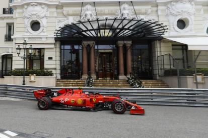 Statt Monaco-GP: Charles Leclerc rast für Filmremake allein durchs Fürstentum