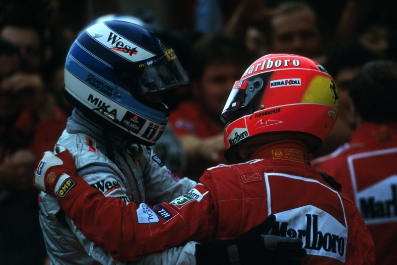 Fotostrecke: 20 prägende Formel-1-Momente der 2000er-Jahre