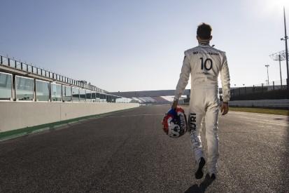 Der gläserne Rennfahrer: So könnten die Overalls der Zukunft aussehen