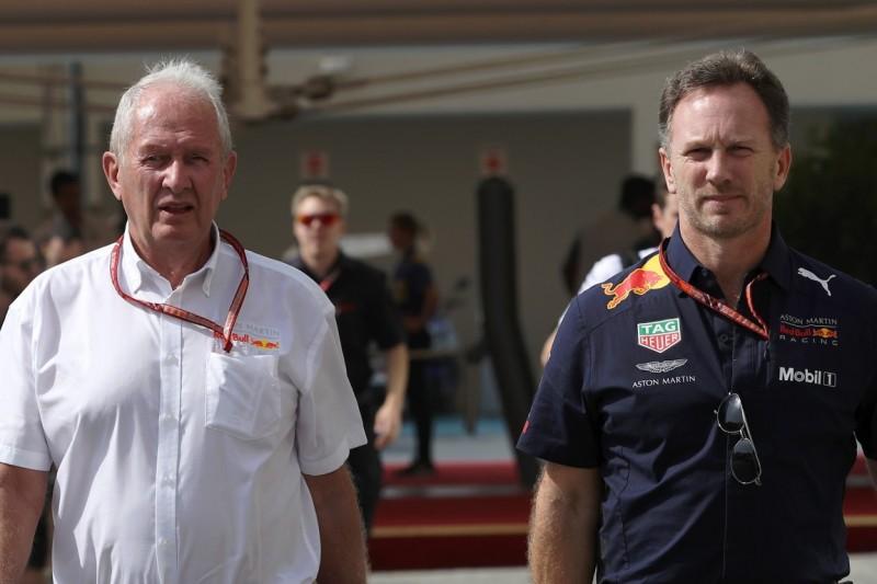 """""""Meinungsverschiedenheit"""": Christian Horner bleibt Red-Bull-Teamchef"""