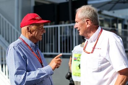 Helmut Marko: In der Coronakrise wären Niki Laudas klare Antworten wichtig