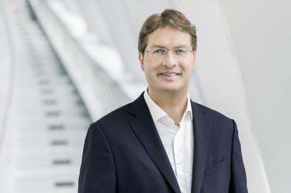 """Bernie Ecclestone: """"Zutiefst beeindruckt"""" von Daimler-Chef Ola Källenius"""