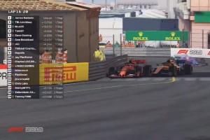 Unfälle und Strafen: Latifi rettet Formel-1-Ehre beim #NotTheGP in Monaco
