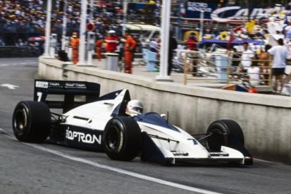 """Monaco-Grand-Prix 1989: Brabhams letzte Sternstunde - mit dem """"falschen"""" Fahrer"""